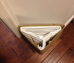7 Closet Organizing Tips Simple Life Cozy Home Laundry