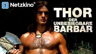 Thor - Der unbesiegbare Barbar (Fantasy Spielfilm in ganzer Länge) *ganze filme deutsch* - YouTube