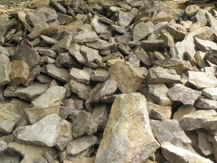 The Rock Yard Knoxville | Natural Stone Knoxville | Field Stone Gallery