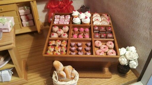 Patisserie corner. Made by me