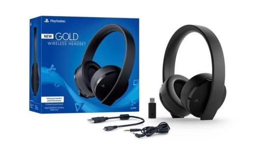 New Gold Wireless Headset Hits Store Shelves Later This Month: The new PlayStation Gold Wireless Headset is coming later this month,…