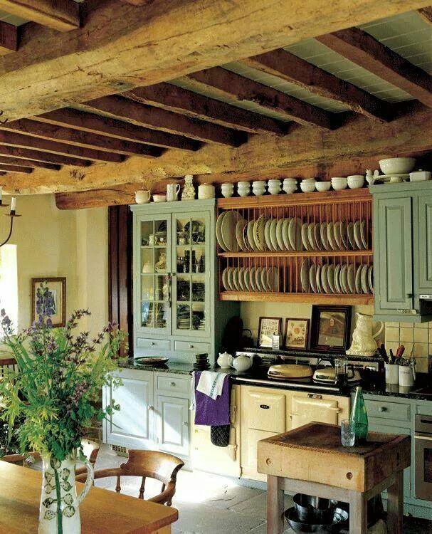 Cottage Kitchen. Love