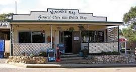 Famous whiting burger Vivonne  bay general store