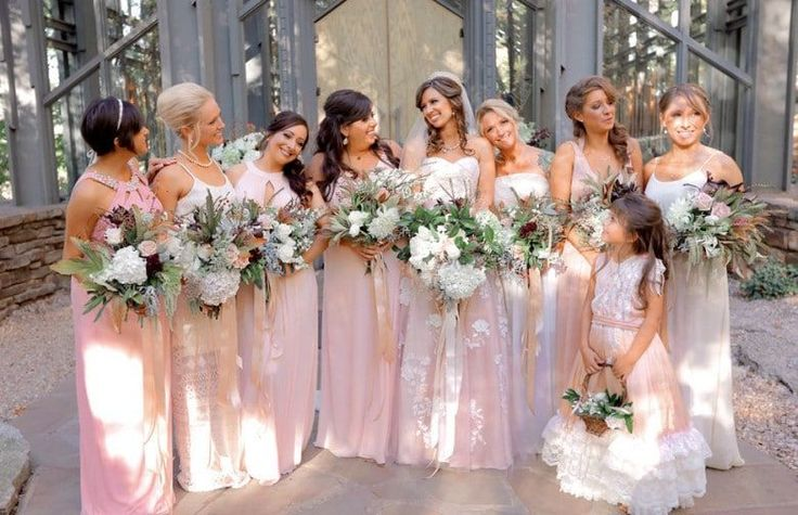17 best images about koszor sl nyok bridesmaids on for Southern country wedding dresses