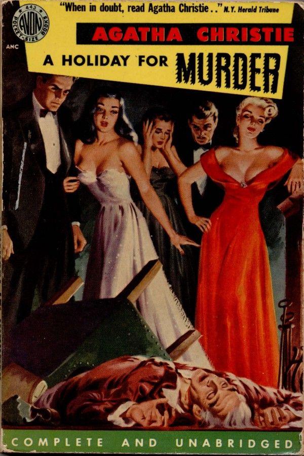 26 best Hercule Poirot's Christmas/A Holiday for Murder/Murder for ...
