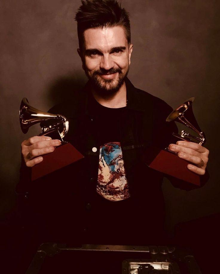 Juanes! Latin Grammys 2017
