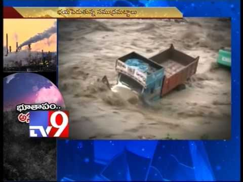 What causes spate of natural disasters in India - Tv9