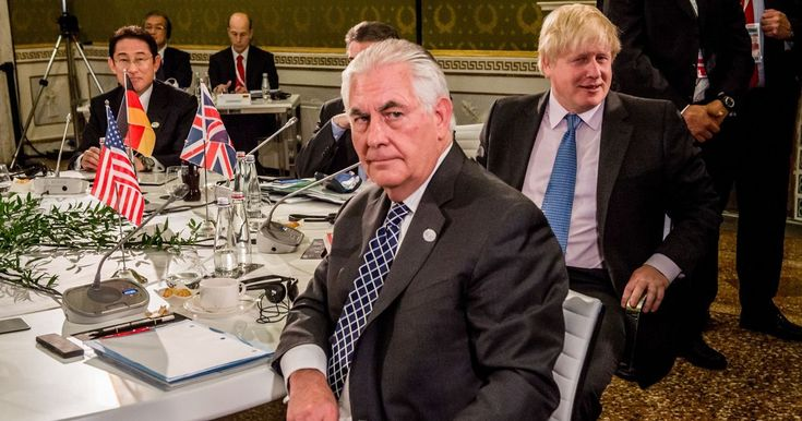 "Boris Johnson working for America The Foreign Secretary had urged the world's richest nations to take new action against ""tyrant"" President Assad - but he was forced to back down."
