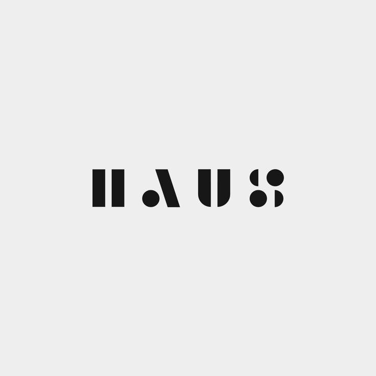 Haus logo - simply genius!