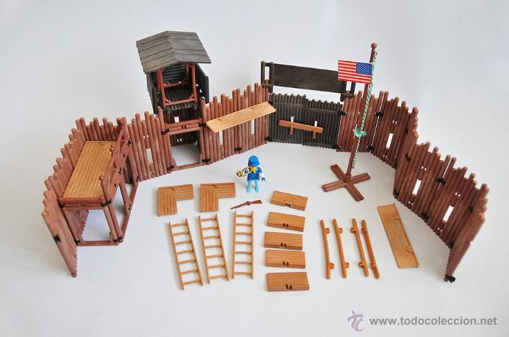 best 25 playmobil fort ideas on pinterest playmobil. Black Bedroom Furniture Sets. Home Design Ideas