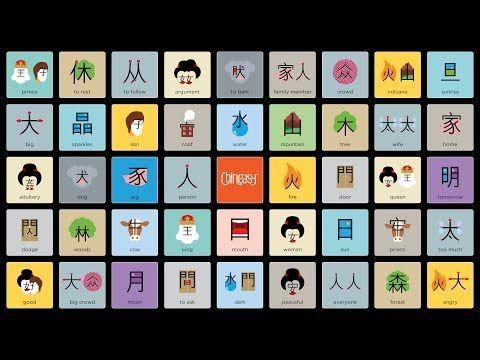 複雑な漢字を一瞬で学ぶ、未来の学習法「Chineasy」#WXD « WIRED.jp