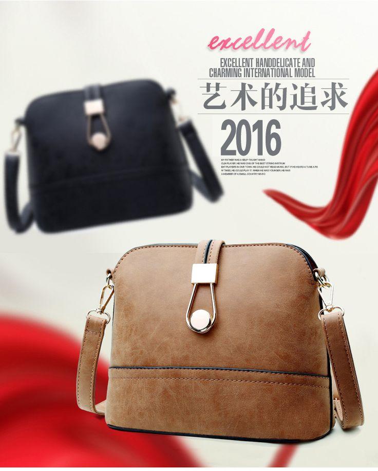 ¥29  =  S$5.84     艾迪猫贝壳包2016夏季新款韩版时尚女包包潮磨砂皮单肩包斜跨小包-淘宝网