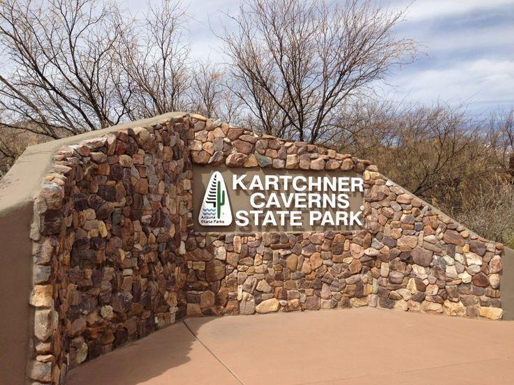 Kartchner Caverns State Park in Benson, AZ