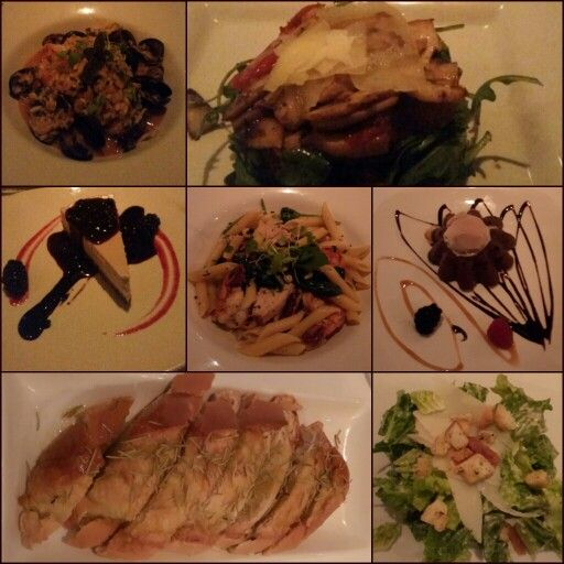 #risoto #salad #pasta #cheesecake #lavacake #bread #IlMulino #yum