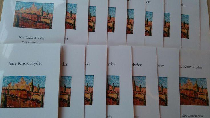 Jane Knox Hyder Brochures www.thumbnailmedia.com