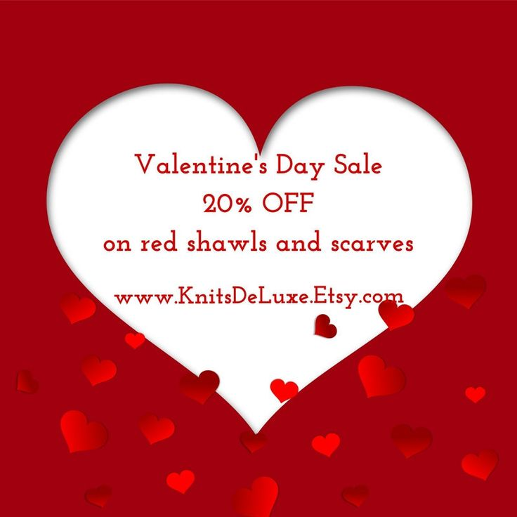 #ValentinesDay special: 20% off on red shawls and scarves http://etsy.me/2EmVZCV #etsy #knitsdeluxe #etsyfinds #etsygifts #etsysale #etsycoupon #shopsmall #handmadewithlove