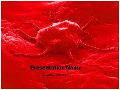 great looking powerpoint templates - 17 best images about cancer powerpoint ppt template on