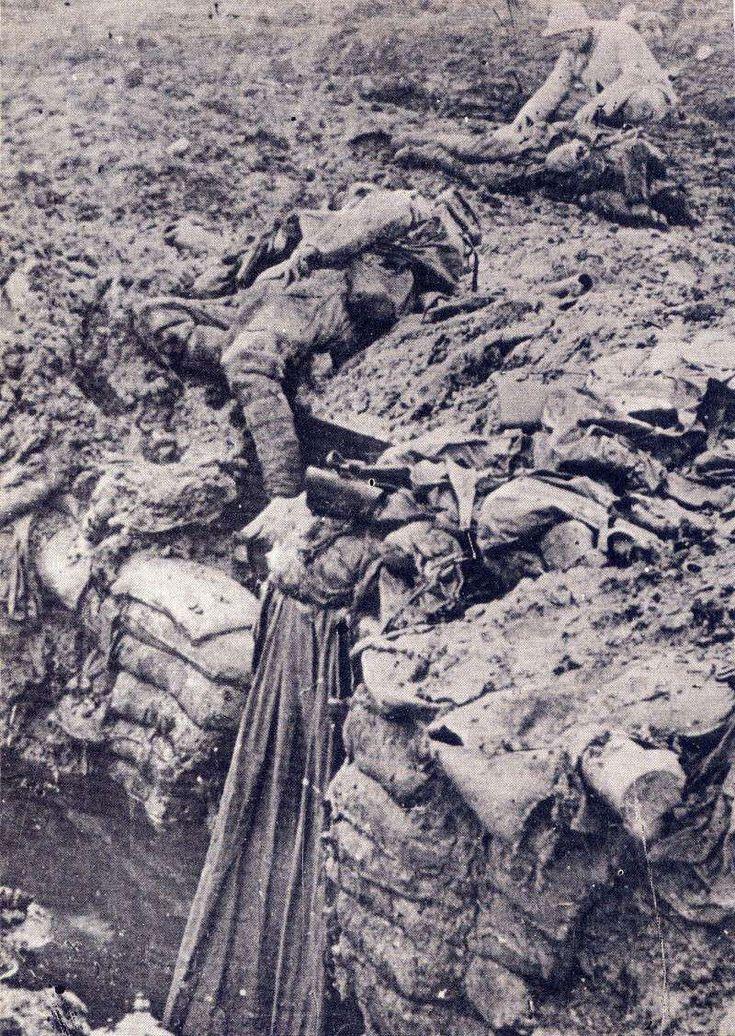 WWI, Battle of Verdun, 1916. -Mémorial des Braspartiates dans la Grande Guerre : 1916