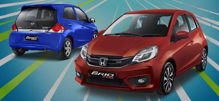 Harga Honda All New Brio , Satya, RS dan Spesifikasi   HARGA MOBIL HONDA