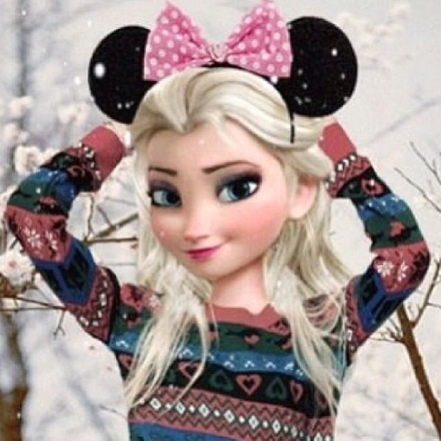 Wassup? I'm Kate, daughter of Elsa. I am obsessed with Disney and winter. SEE YA!!!! Comment down below if you repost.