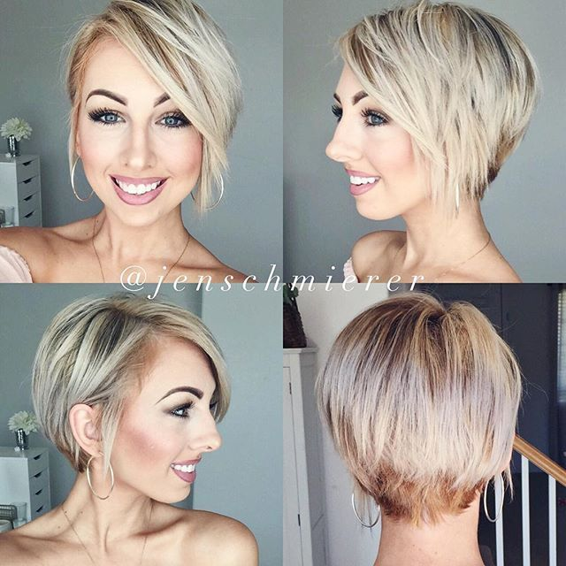 hair cut style pic 1397 best images about hair on bobs 9319 | 9319c408d33b902e4d4b54f68698da21 short sassy hair happy monday