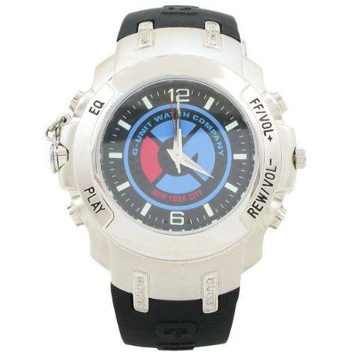G-Unit MP3-256 50 Cent G Unit Watch