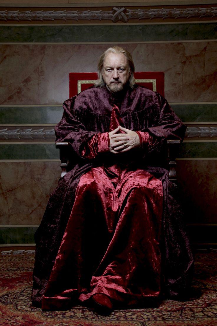 Borgia - Season 1 Promo  - John Doman as Rodrigo Borgia aka Pope Alexander VI