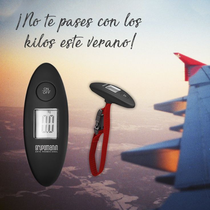 ¡Recuerda! Pesa siempre tus #maletas antes de salir de #viaje. Regala a tus clientes #básculas con el logo de tu empresa, #regalospublicitarios en www.manin.es 🎥 https://youtu.be/DkKbPrd2Hg0 #travel #traveling #vacation #visiting #instatravel #instago #instagood #trip #holiday #photooftheday #fun #travelling #tourism #tourist #instapassport #instatraveling #mytravelgram #travelgram #travelingram #igtravel #promotionalproducts #publicidad #merchandising