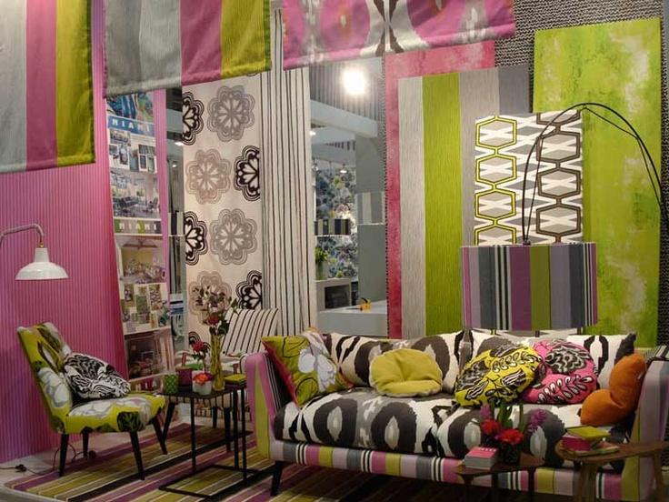 Designer's guild Display at Maison et Objet