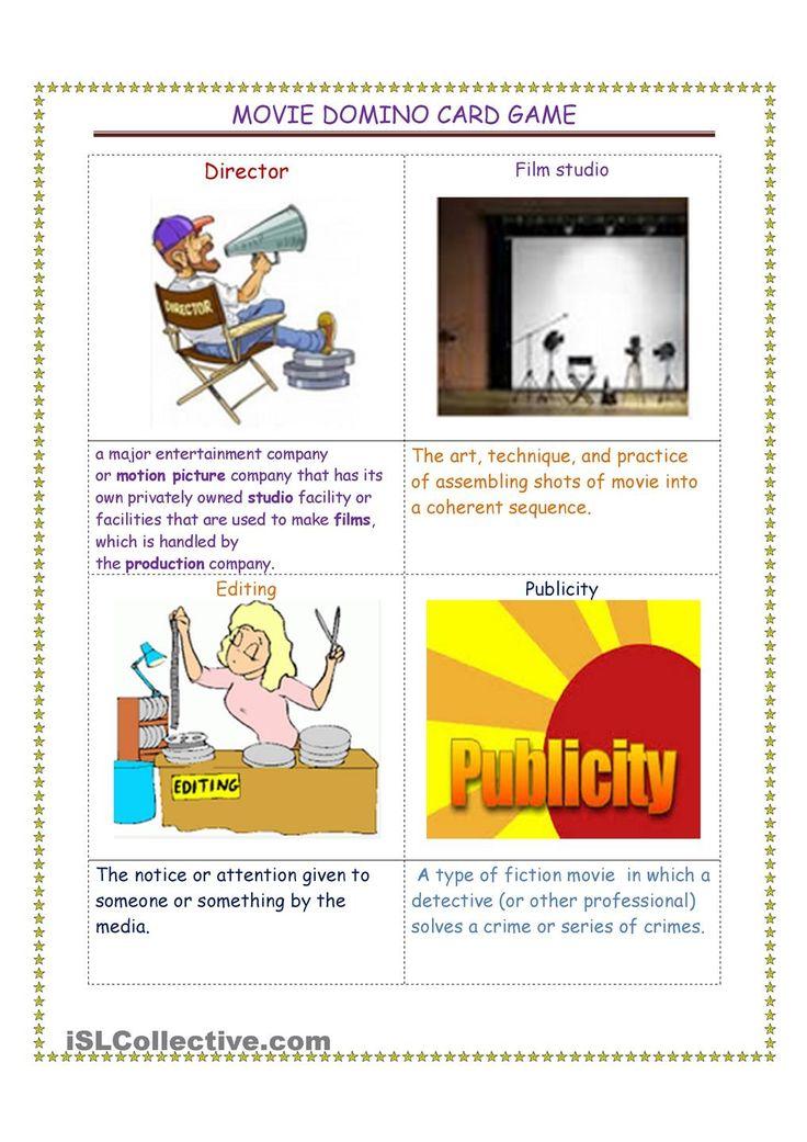 70 best movie images on Pinterest | Printable worksheets, Student ...