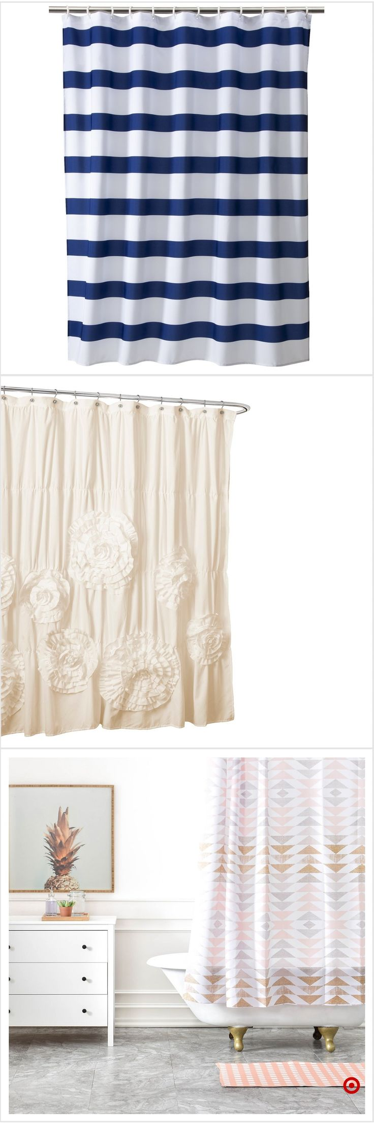 Shower curtain tracks prices - Shop Target For Shower Curtain You Will Love At Great Low Prices Free Shipping On