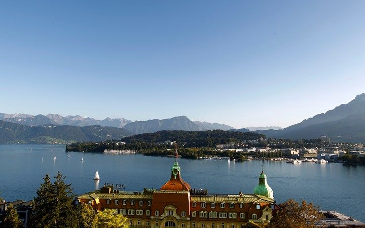 Enjoy gracious hospitality at Palace Hotel Luzern located in Lucerne, Switzerland that meets the expectations of the most discerning guests.