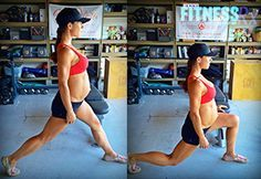 Lower Body Pregnancy Circuit: No Gym and Limited Equipment