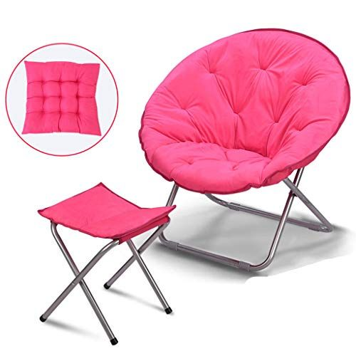 Moon Chair Adult Recliner Folding Chair Living Room Bedroom ...
