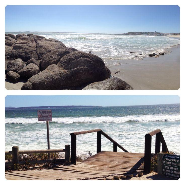 Talking a walk through Calypso Beach, Langebaan. South Africa. Photographs by Saajida Akabor.