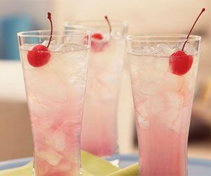Sherley Temple Mocktail recipe - Mocktails - Food Court Recipes