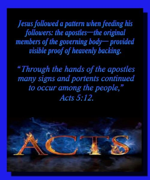 Through the hands of the apostles many signs and portents for Sign and portents