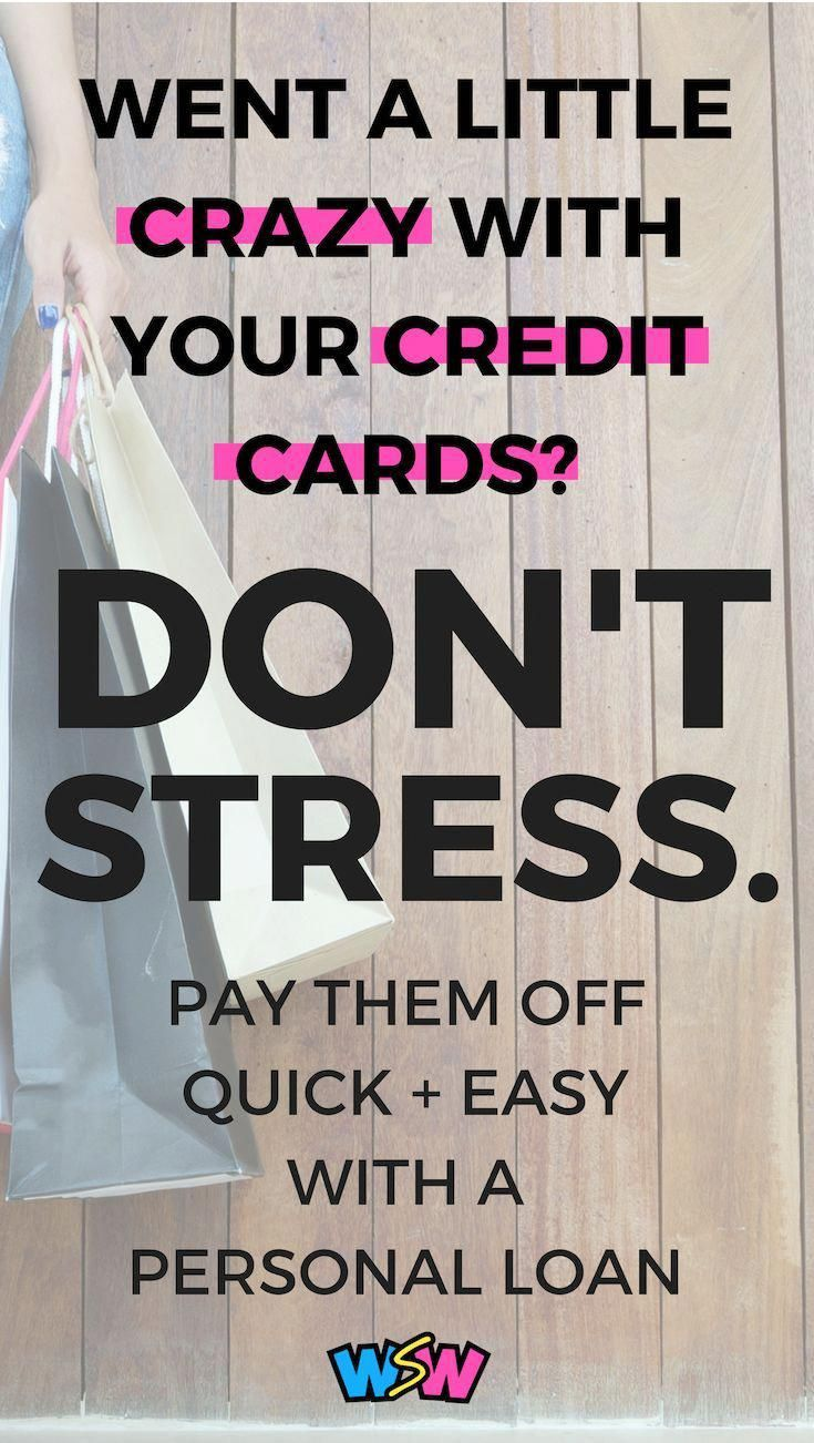 How To Pay Off Your Credit Card Debt Quickly With A Personal Loan Personal Loans Debt Payoff Personal Loans Credit Card Debt Payoff