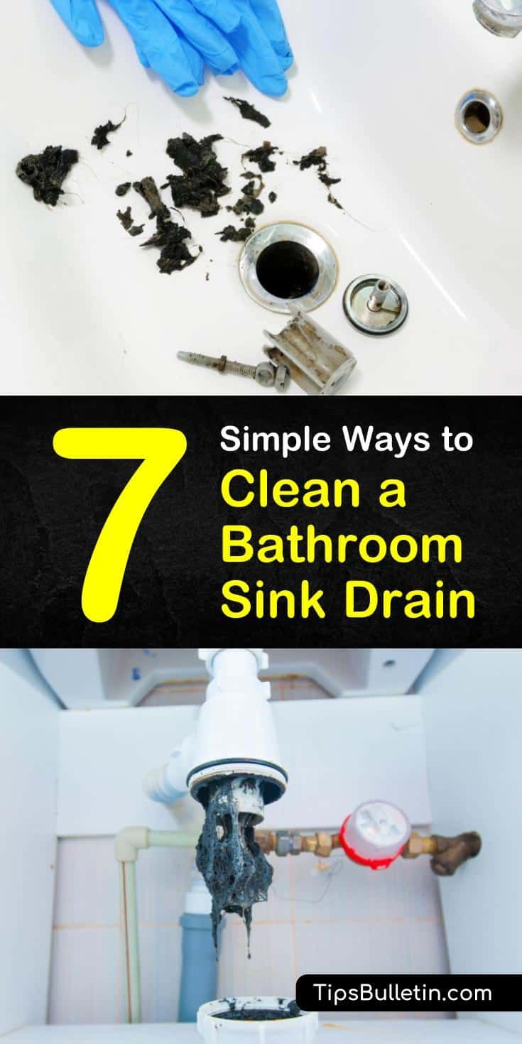 how to use a plunger sink