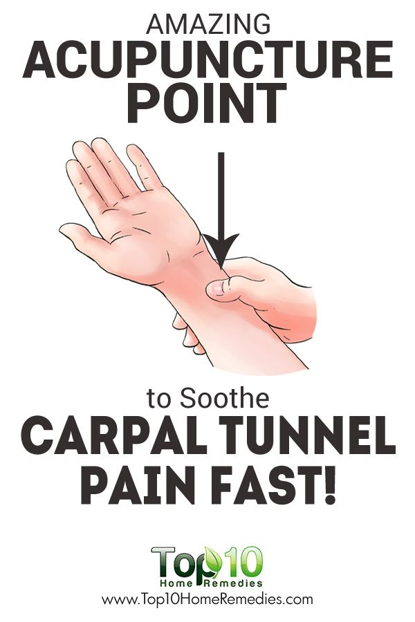 Acupuncture to Soothe Carpal Tunnel Pain Fast!