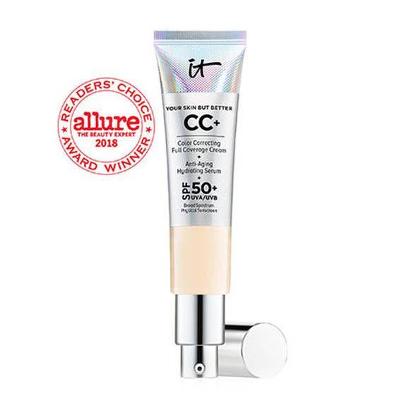 Cc Cream With Spf 50 It Cosmetics It Cosmetics Cc Cream Cc Cream Best Cc Cream