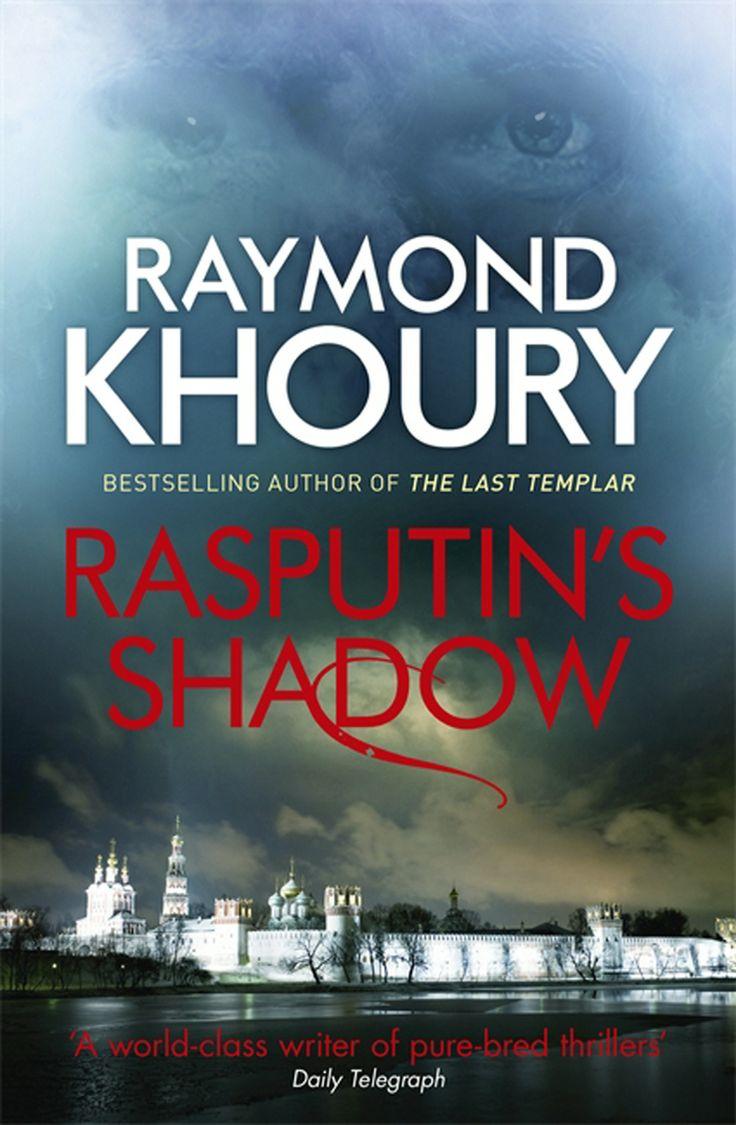 Fan favourite: Rasputin's Shadow by Raymond Khoury.