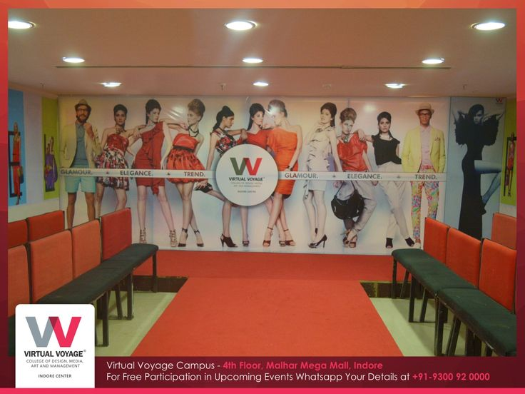 Sneak Peek into the #THE_ROOM that will create Modelling Legends! When we say #Modelling is more than career, it is a #LIFESTYLE.  We mean it in #Style wink emoticon All those #Models at heart, Join us in the #Journey_Of_Glamour, #Fame & #Success -  MODELLING TRAINING COURSE at Virtual Voyage College Indore.