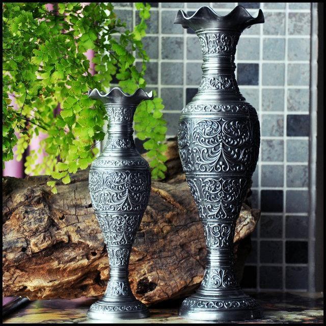 р сплава цинка европейский стиль главная украшения свадебные украшения настольная ваза винтаж