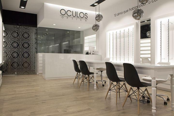 Óculos Óptica by La i design, Vigo – Spain » Retail Design Blog