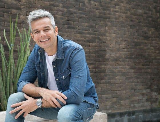 Otaviano Costa, apresentador do programa 'No ar', da nova Rádio Globo (Foto: Miguel Sá)