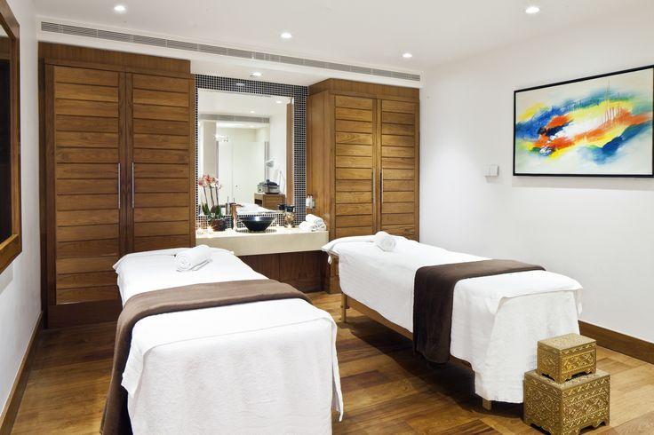 Ajala Spa Treatment Room at Grange Tower Bridge Hotel #AjalaSpa #Treatment