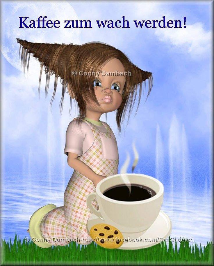 Kaffee zum wach werden