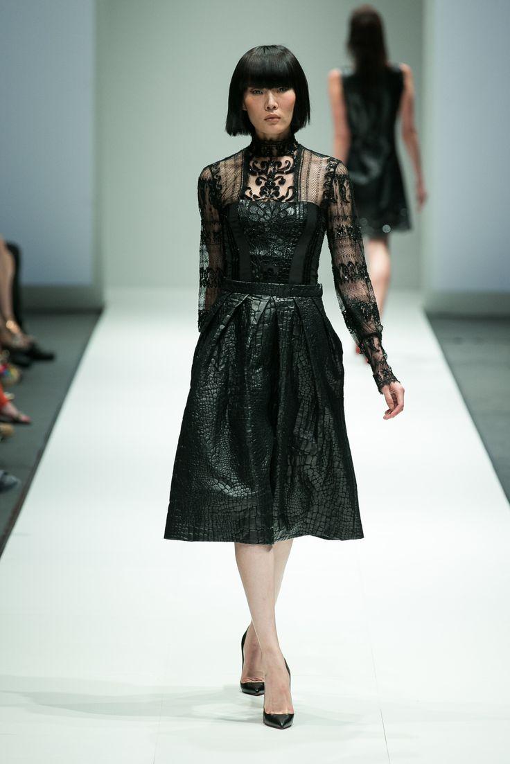 Collette Dinnigan Singapore Audi Fashion Festival AW13 xxx