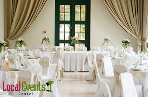 Table and Chair rentals Los Angeles CA